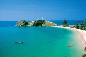 泰国最好玩的五个海岛 皮皮岛景色秀美 普吉岛建筑风格独特