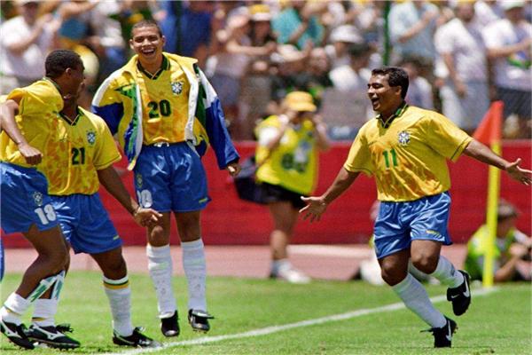 巴西队五大传奇巨星