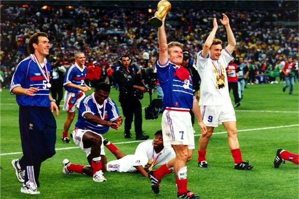 法国历史球员排名