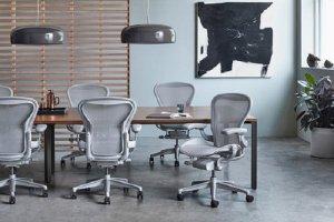 世界十大办公家具品牌:第6来自日本,第4椅子界劳斯莱斯