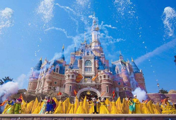 全球十大游乐园排行榜 迪士尼只能拍第二,第一有13座过山车