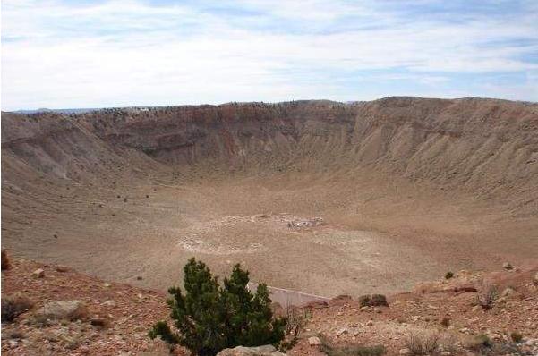 全球十大隕石事件 神秘隕石墜落,是禮物還是災難呢
