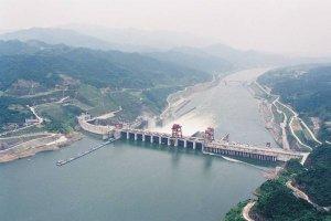 湖南十大水電站排名 五強溪水電站是骨干發電廠很重要