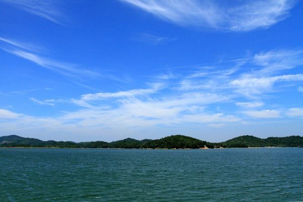 湖南最大水库十大排名