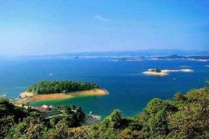 廣東省十大水庫排名 廣東最大的水庫排名前十位