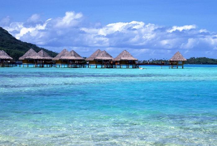 全球最美的海岛排行榜 大溪地位列第一,第四名为天堂的故乡