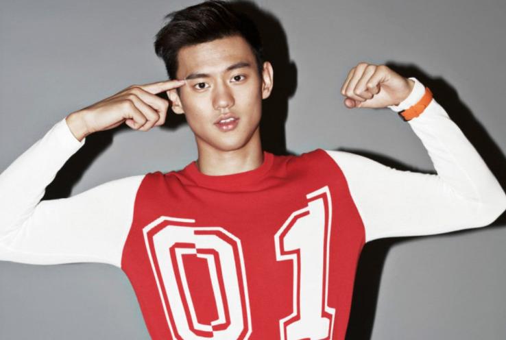 全球五大体坛帅哥排名 中国仅宁泽涛上榜,第五为最帅体操选手