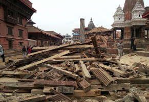 全球十大地震國排行榜 尼泊爾位列榜首,中國排最后