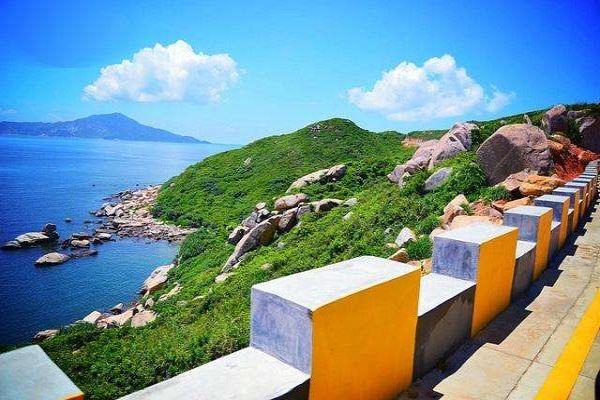 广东十大岛屿排名