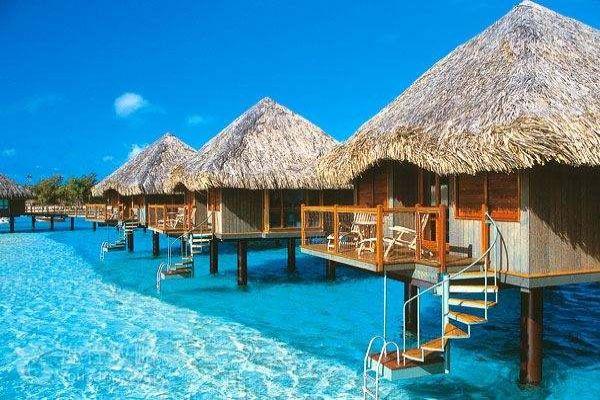 全球五大海岛度假天堂