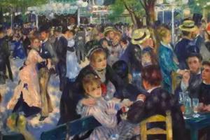 世界十大貴油畫:梵高的作品上榜,第一高達1.4億美元