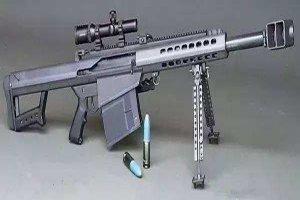 世界十大著名狙擊槍 AWM/P狙擊步槍是單狙的王者