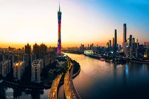 中國綜合實力十大城市 上海北京上榜廣州僅排第三