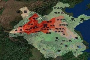 國大王朝 秦朝是國走嚮央集權的開始