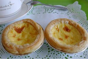 澳门十大必吃美食:杏仁饼上榜,葡式蛋挞第一