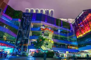 贵阳亚洲久久无码中文字幕購物中心 星力百货是本土企业,万科广场上榜
