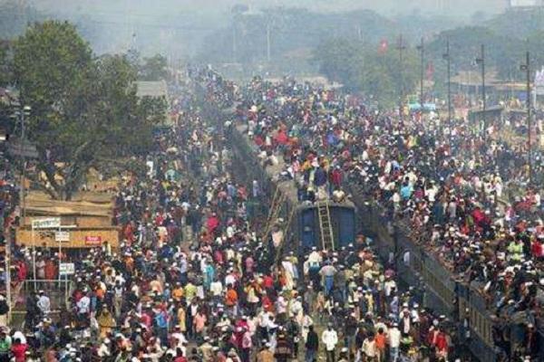 世界上人口最多的十大国家:墨西哥第十,第七排非洲之首