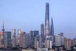 上海十大高樓:恒隆廣場上榜,最高達632米