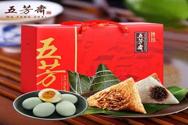 全国最好吃的粽子排名:元祖老粽上榜 浙江好吃的粽子最多