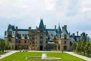 美國十大私人莊園:比特摩爾奢華 白宮上榜