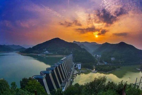 安徽省十大水库排名