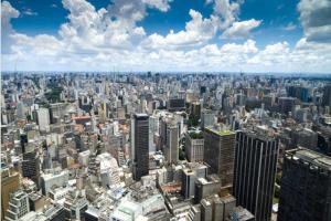 南美洲十大城市 里约热内卢不是巴西最大城市,第三名字难记