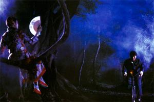 林正英十部最經典的僵尸片:童年陰影,紅白雙煞極其駭人