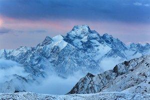 中國十大奇怪的山 昆侖山神話傳說眾多被稱之為神山