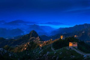 中國最美的十大古建筑 萬里長城和故宮是奇跡的存在