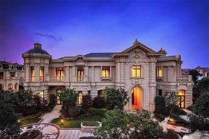 中國十大頂級豪宅 湯臣一品上榜九間堂采用中式建筑風格