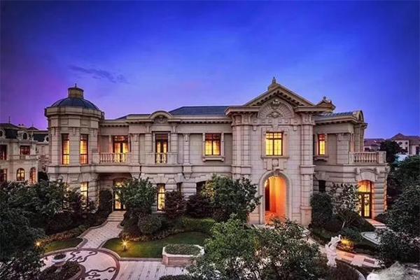 中国十大顶级豪宅 汤臣一品上榜九间堂采用中式建筑风格