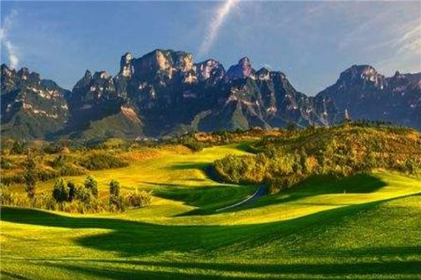 中国最美的40个景点