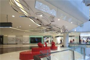 天津最适合購物的五个地方 滨江道历史悠久恒隆广场品牌多