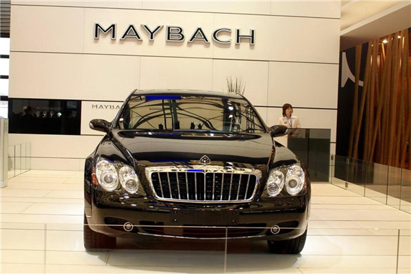 世界十大著名豪车品牌