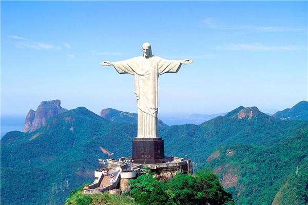 世界上最大的十个国家