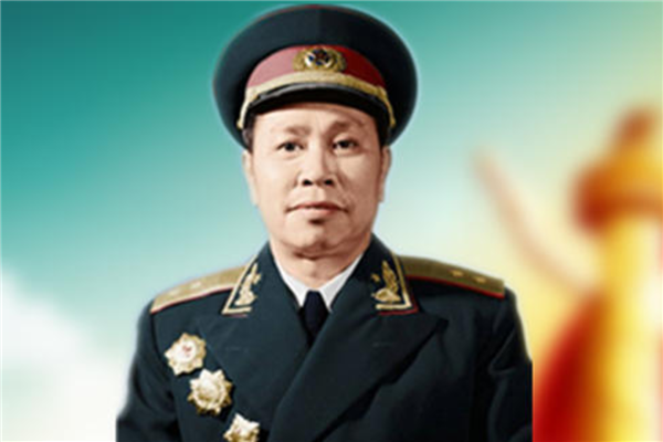 中国十大将军