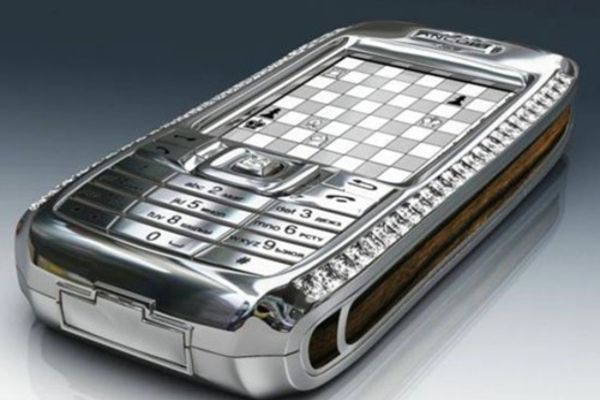 世界十大最贵奢侈品手机