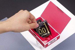 世界大最薄避孕套 岡本榜三款杜蕾斯AIR空氣套僅0.03㎜