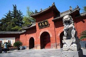 國最靈验的大寺廟 靈隱寺榜大昭寺是藏传佛教