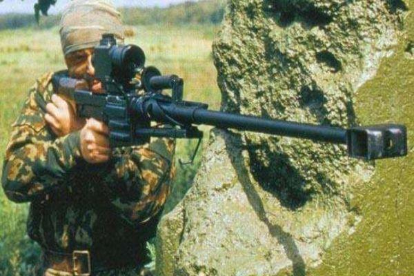 世界最强七大反器材狙击步枪排行榜