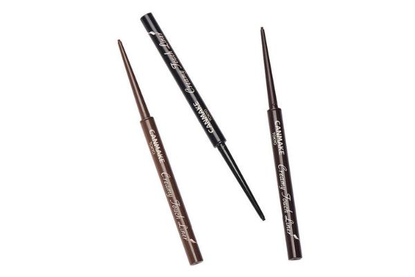 全球最好用眼线笔推荐 一笔勾勒完美眼线,你学会了吗