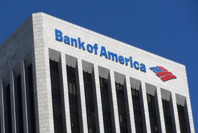 全球十大银行排行榜 中国上榜五家,前五名占据四个