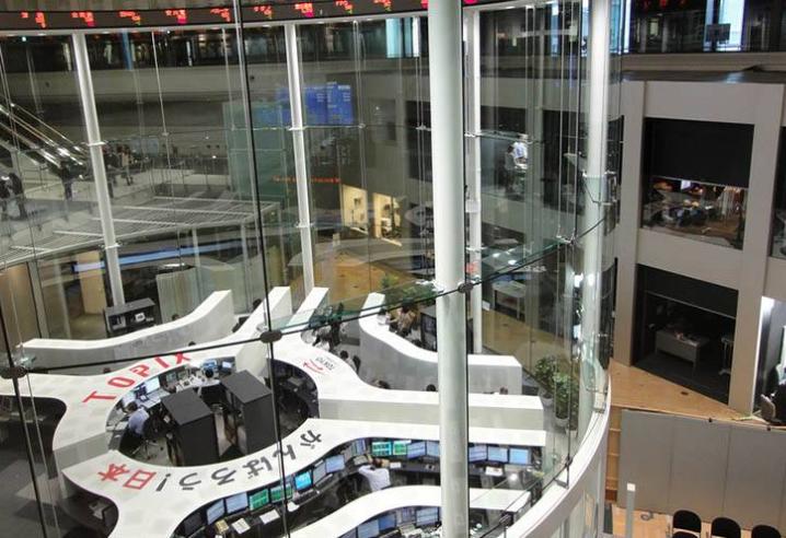 全球十大股市排行榜 香港上海进入前五,纽约证交所高居榜首