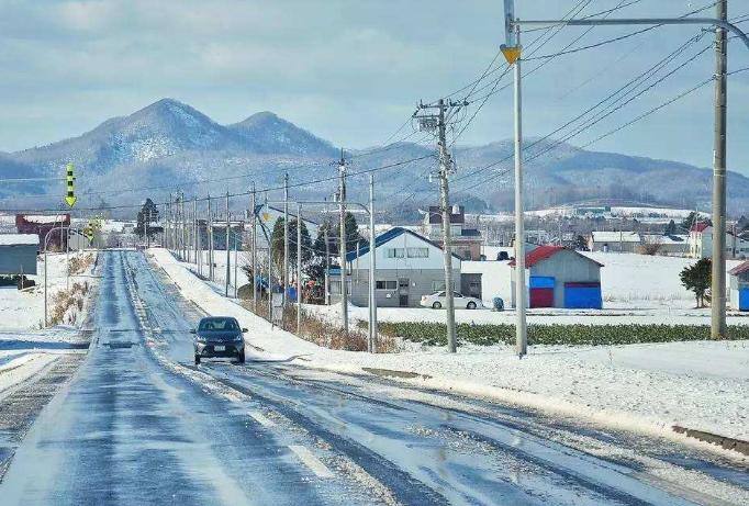 全球六大最美雪景盘点 浪漫雪国北海道上榜,宛如冬日仙境