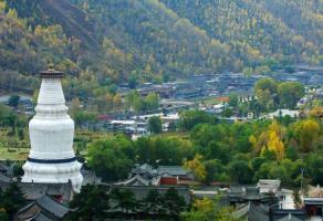 免费韩国成人影片佛教圣地排行榜 山西五台山排第一,印度上榜四个