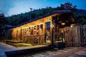成都最美的7家民宿:明月村上榜,第三日式風格