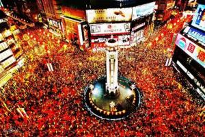 重庆五大商业中心排名 解放碑商业圈居第一,时代广场上榜