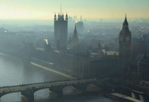 全球六大霧都排行榜 中國重慶上榜,倫敦位列榜首
