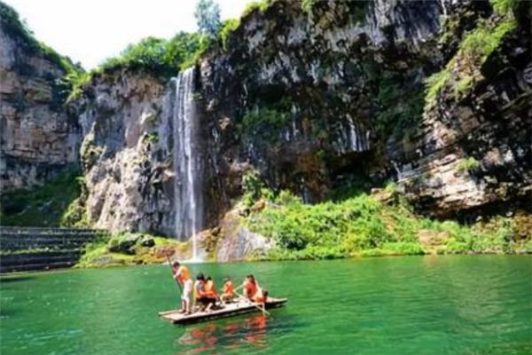 河北省旅游景点排行_石家庄十大最美景点:五岳寨上榜,以自然景观为主_排行榜123网