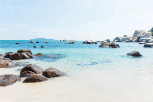 廣東春節旅游十大好玩景點:吉兆灣上榜,第一是中國的馬爾代夫